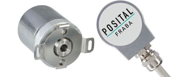 Heavy Duty Incremental and Absolute Rotary Encoders
