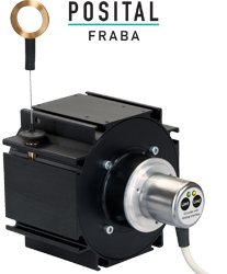 New POSITAL Programmable Draw Wire Encoder
