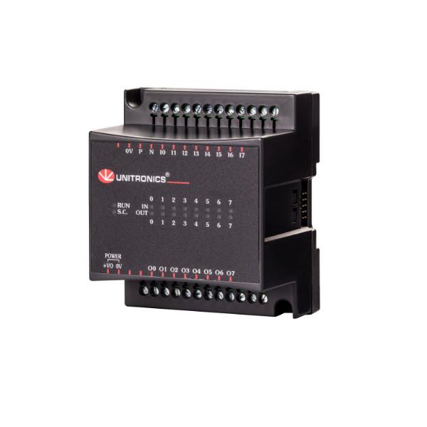 IO-PT400   Unitronics I/O Module   4 PT100/NI100/NI120 INPUTS