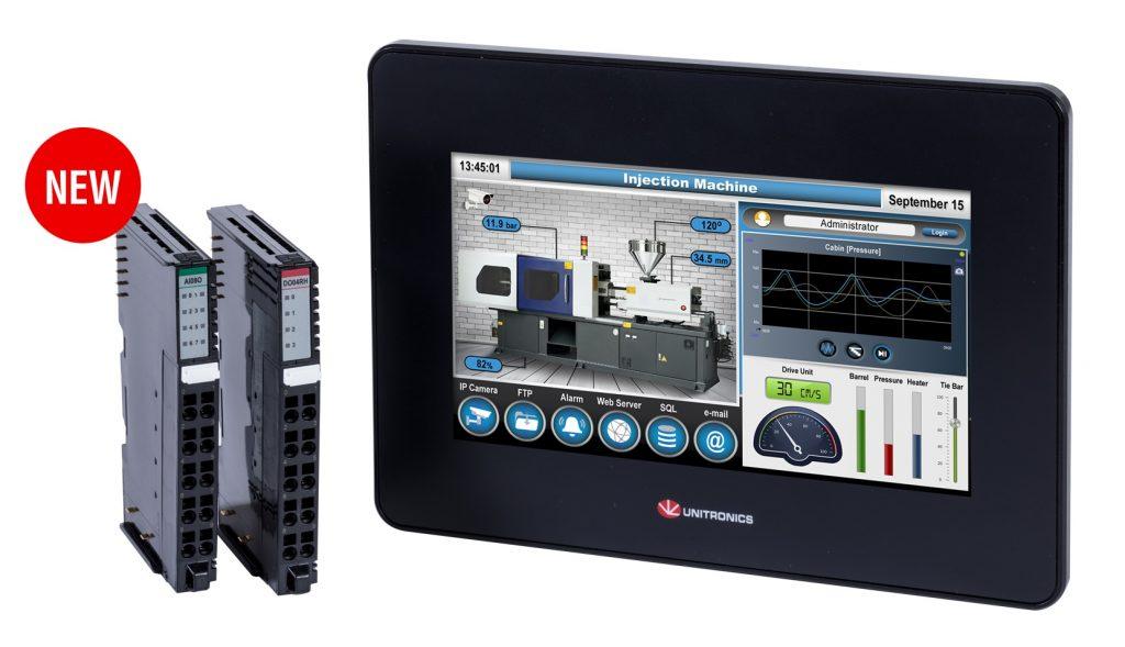 UniStream Remote I/Os